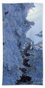 Sunburst In Yellowstone Beach Towel