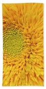 Sunflower 2881 Beach Towel