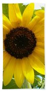 Sunflower Medley Beach Towel