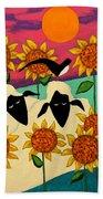 Sunny Disposition Beach Towel