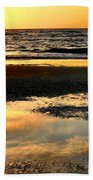 Sunrise In Jekyll Island Beach Towel