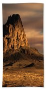 Sunrise On El Capitan Beach Towel