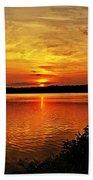 Sunset Xxi Beach Towel