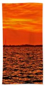 Sunset Xxii Beach Towel