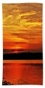 Sunset Xxiv Beach Towel