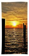 Sunset Xxviii Beach Towel