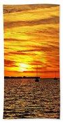 Sunset Xxxi Beach Towel