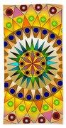 Sunshine Sunflower Beach Towel