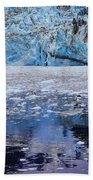 Surprise Glacier Beach Towel