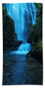 Susan Creek Falls Beach Towel