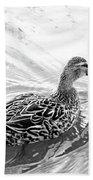 Susie Duck Beach Towel