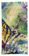 Swallowtail 1 Beach Towel