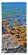 Sweet Splashes Beach Towel