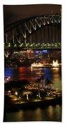 Sydney Harbour Bridge Beach Towel