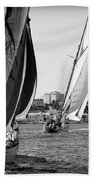 Tall Ship Races 2 Beach Towel