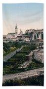 Tallinn Estonia - Formerly Reval Russia Ca 1900 Beach Towel by International  Images