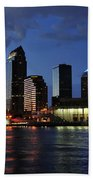 Tampa Convention Center Beach Towel