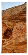 Target - Bulls Eye Anasazi Indian Ruins Beach Towel