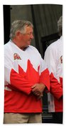 Team Canada 1 Beach Towel