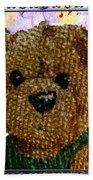 Ted E. Bear Beach Towel