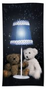Teddy Bears Beach Towel by Joana Kruse