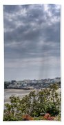 Tenby Pembrokeshire Beach Towel