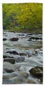 Tennessee Stream 6031 Beach Towel