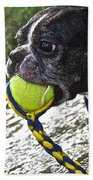 Tennis Ball Mist Beach Towel