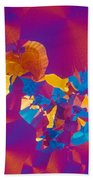 Testosterone Crystal Beach Towel