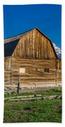 Teton Barn Beach Sheet