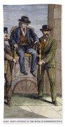 Thaddeus Stevens, 1868 Beach Towel