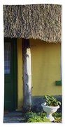 Thatched Cottage, Adare, Co Limerick Beach Towel