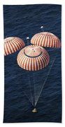 The Apollo 16 Command Module Beach Towel