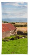 The Barn Beach Towel