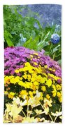 The Beauty Of Fall Bofwc Beach Towel