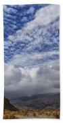 The Big Sky Beach Towel