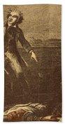 The Capture Of Margaret Garner Beach Towel