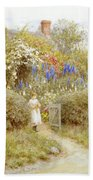 The Cottage Gate Beach Towel