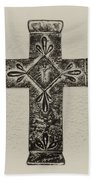 The Cross Beach Towel