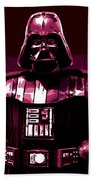 the Dark Side is Strong Beach Towel