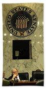 The Department Of Defense Address Beach Towel