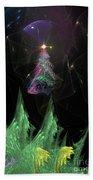 The Egregious Christmas Tree 2 Beach Towel