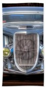 The Ford Grill Beach Towel