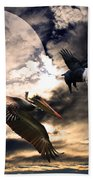 The Great Migration . Full Color Beach Towel