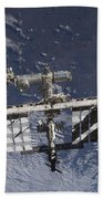 The International Space Station Beach Towel