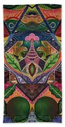 The Joy Of Design Series Arrangement Cornucopia Beach Towel