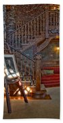 The King's Living Room Beach Towel by Susan Candelario
