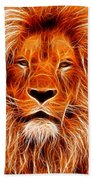 The Lions King Beach Towel
