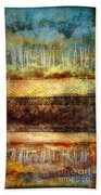 The Losses Reflected Beach Towel