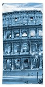 The Majestic Coliseum Beach Towel by Luciano Mortula